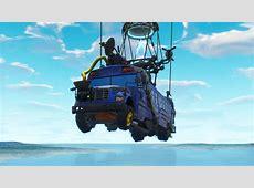 Epic Games Announces Major Change To The Fortnite Battle Bus