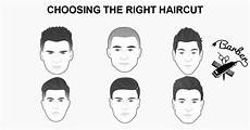 the men s guide to choosing the right haircut for every face shape