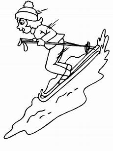 free winter sports coloring pages 17836 winter sports coloring pages coloring home