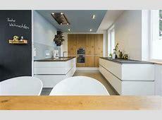 Küche Mit Waschmaschinenschrank   Skandinavisches Design
