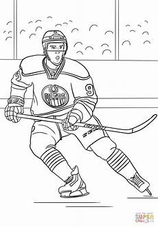 Mc Malvorlagen Terbaik Connor Mcdavid Coloring Coloring Pages Sports