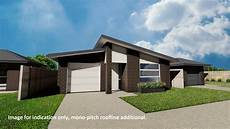 mono pitch house plans south auckland belmont heights pukekohe house and land