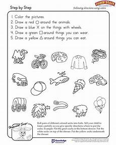 following directions worksheets kindergarten 11712 pin by carrie on school based ot worksheets for following directions