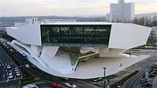 Look New Porsche Museum In Stuttgart Autoblog