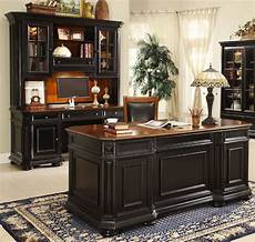 executive home office furniture sets allegro executive home office desk set by riverside home