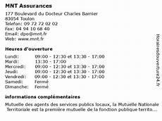 ᐅ Mnt Assurances Horaires D Ouverture 177 Boulevard Du