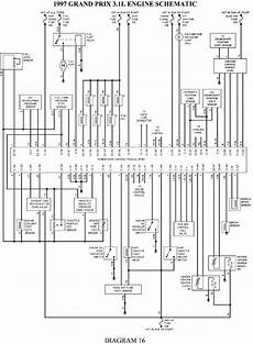3800 3 Wiring Diagram by Repair Guides Wiring Diagrams Wiring Diagrams