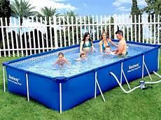 kit piscine hors sol tubulaire bestway steel pro frame