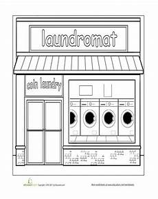places in the school coloring pages 18035 paint the town coloring pages education laundromat coloring pages coloring pages
