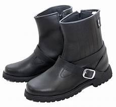 bottes de moto homme kc602 bottes bottines moto biker basses karno en cuir noir accessoires du motard bottes moto