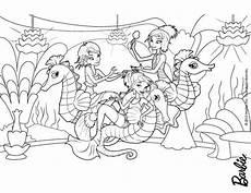 Ausmalbilder Meerjungfrau Mit Seepferdchen Meerjungfrau Delphin Ausmalbilder Imagui