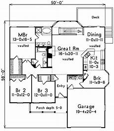 atrium ranch house plans affordable atrium ranch 5733ha 1st floor master suite