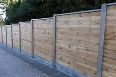 Original Int 233 Rieur Mur Par Cloture Beton Imitation Bois