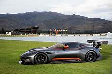 video a 4m aston martin vulcan takes to the track business insider