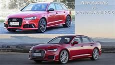 New Audi A6 2018 2019 Vs Rs 6 Interior Exterior V6