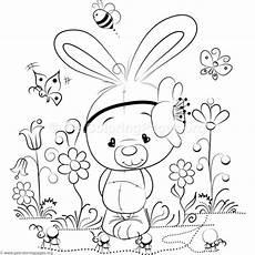 Malvorlagen Unicorn Rabbit Rabbit 8 Coloring Pages Getcoloringpages Org