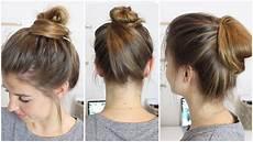 3 tolle dutt varianten frisurenfreitag