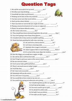 worksheets questions 19028 tag questions interactive worksheet