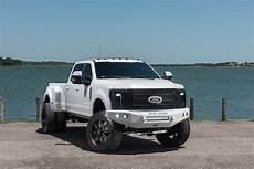 2017 lifted 4x4 ford f 350 platinum dually white truck