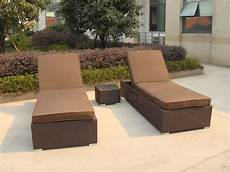 Sun Lounger With Storage wicker rattan sun lounger storage box for balcony
