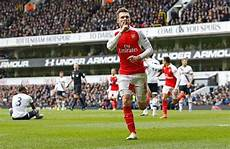 piers or donald picks aaron ramsey s next victim after derby goal
