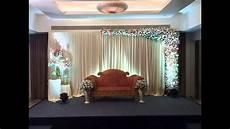 For Decorations by Madurai Decorators Engagement Stage Decoration