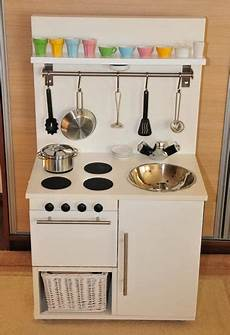 play kitchen from furniture 25 ideas recycling furniture for diy play kitchen designs