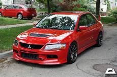 Mitsubishi Evo 9 Se Style Carbon Front Lip Carbon Addiction