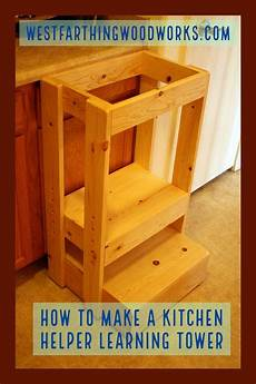 Kitchen Design Helper by How To Make A Kitchen Helper Learning Tower Woodworking