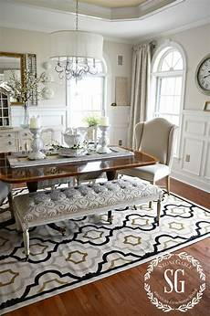 Rugs For Dining Room Table