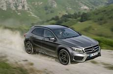Mercedes Gla Peak Edition - mercedes debuts the new gla suv pursuitist