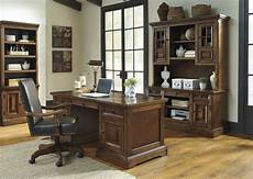 home office furniture set gaylon traditional classics brown home office furniture