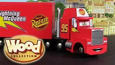 cars 2 mack hauler truck wood collection toysrus semi