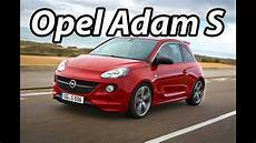 New 2015 Opel Vauxhall Adam S