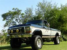 classic 1979 ford f250 4x4 ranger xlt lifted black and silver best ebay for the money for
