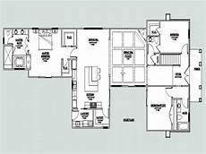 u shaped ranch house plans u shaped one story house u shaped house plan with