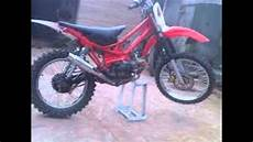 R Modif Trail by Modifikasi Motor Trail Motorplus Modif Trail Yamaha