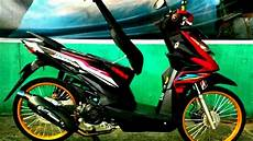Honda Beat 2018 Modifikasi by Modifikasi Honda Beat Terbaru 2018
