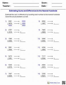 estimating worksheets for 3rd grade 8284 estimation worksheets dynamically created estimation worksheets for teachers