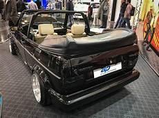 Vw Golf 1 Cabrio Tuning Ap Fahrwerke Essen Motorshow
