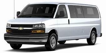 2009 Chevrolet Express Passenger Extended Van LS