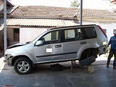 Nissan X Trail When I Bought It Team Bhp