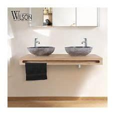 plan vasque bois salle de bain plan vasque pour salle de bain
