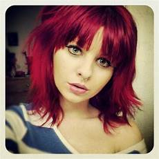 shoulder length red hair would so do this change is