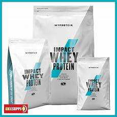 myprotein impact whey whey protein powder pouch