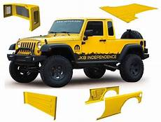 jeep wrangler with the mopar conversion kit
