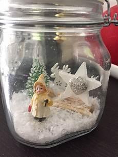 weihnachtliche deko im glas weihnachten im glas in a yar luxurypimp diy