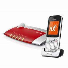 Avm Fritz Box 7430 Gigaset Sl450hx Telefon Bei