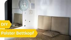 Diy Anleitung Polster Bettkopf Selber Machen Roombeez