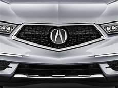 2017 Acura Mdx Grill